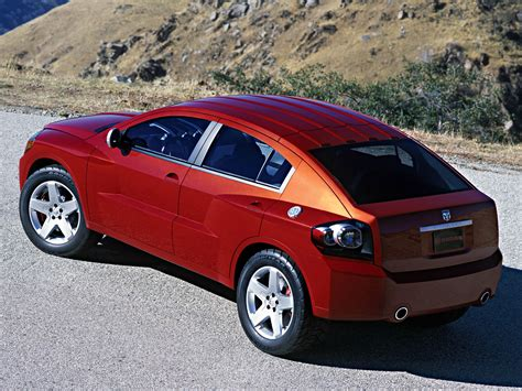 Dodge Cars by Dodge Avenger Concept 2003 Concept Cars