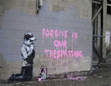 Banksy Quote Street Art