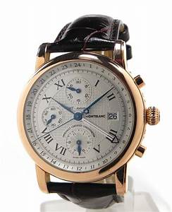Montblanc Watches 2015 - Humble Watches