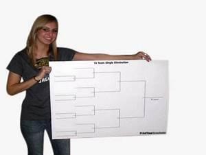 28 Team Single Elimination Bracket Large 12 Team Single Elimination Tournament Bracket