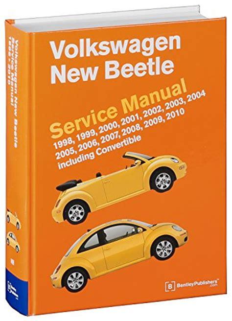 vehicle repair manual 2002 volkswagen cabriolet user handbook volkswagen new beetle service manual 1998 1999 2000 2001 2002 2003 2004 2005 2006 2007