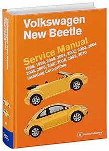 Volkswagen New Beetle Service Manual  1998  1999  2000