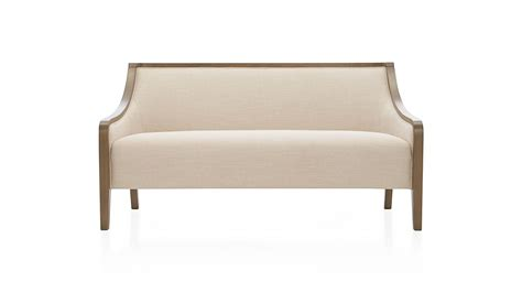 Settee Cleaner by Bryn Linen Settee Sofa Crate And Barrel