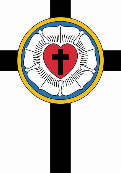 Cross Symbol Roman Lutheran Catholic Church Clipart