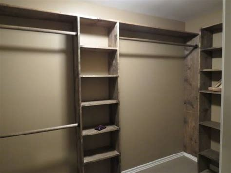 diy build shelves in closet discover woodworking projects
