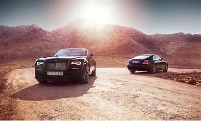Royce Rolls 4k Wraith Wallpapers Badge Cars