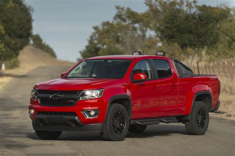 Chevrolet Colorado Picture by 2016 Pr Chevrolet Colorado Z71 Crew Cab Duramax Diesel