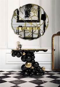 Spiegel An Der Wand Befestigen : spiegel spiegel an der wand wohn designtrend ~ Markanthonyermac.com Haus und Dekorationen