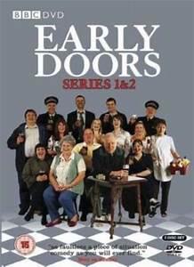 Early Doors - Series 1 & 2 [Box Set] DVD Zavvi com