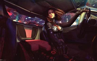 Cyberpunk 2077 Hair Wallpapers Pc Cyber Brown