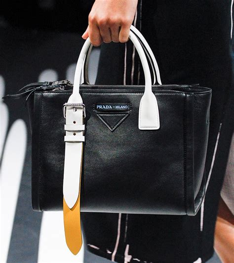 prada spring summer  runway bag collection bragmybag