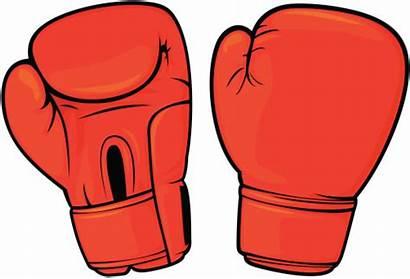 Boxing Gloves Glove Vector Clip Cartoon Clipart