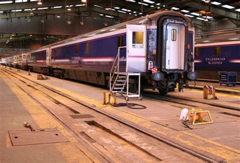 Angloscottish Sleepers To Be Split From Scotrail