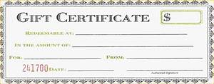 haircut gift certificate template choice image With haircut gift certificate template