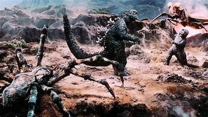 Godzilla Son 1967 Wallpapers Monster Film Monsters