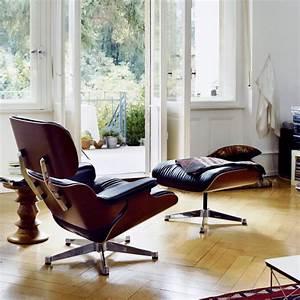 Vitra Eames Chair : vitra lounge chair ottoman cherry wood ~ A.2002-acura-tl-radio.info Haus und Dekorationen