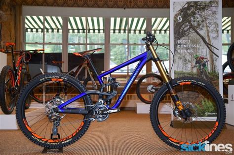 Scott Gambler DH Bike