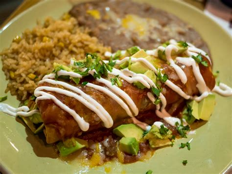 You don't prepare the dishes directly in the mylar pouches. Chefs reveal the best and worst things to eat at Mexican ...