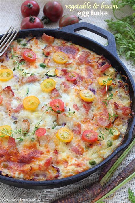 egg bake casserole recipe make ahead egg bake recipe