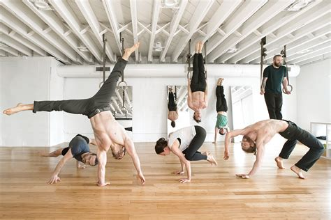 The Instagrammable Handstands of The Movement Standard - D Magazine