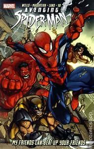 Comic books in 'Avenging Spider-Man TPB'