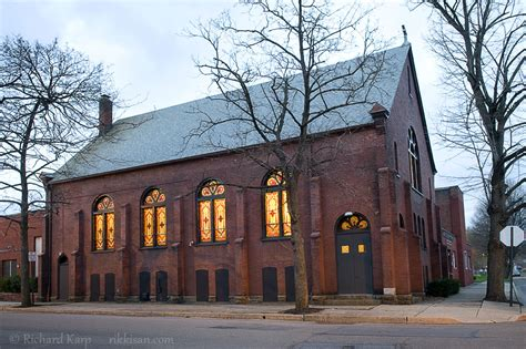 Congregation Beth Ha-Sholom, 425 Center Street ...