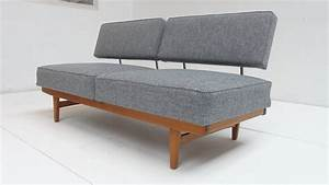 Stella sofa stella sofa with chaise longue collection by for Sofa bed made in germany