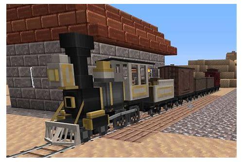 minecraft trem e zeppelin mod 1.5 2 baixar