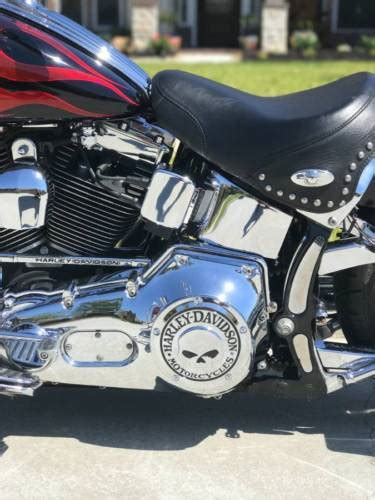 Suzuki Of Tomball by 2002 Harley Davidson Softail For Sale 54 Used Motorcycles