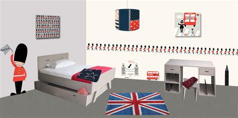 decoration chambre theme londres 10 idées de thèmes pour la chambre de votre garçon le
