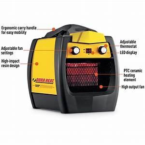 Dura Heat Workbox Garage And Shop Heater