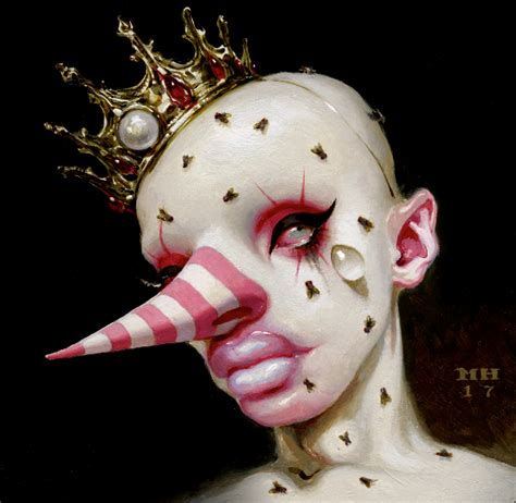 deed limited edition print michael hussar