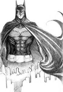 Batman Drawings Sketches