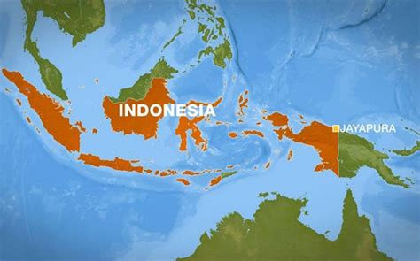 powerful earthquake hits indonesias papua region al