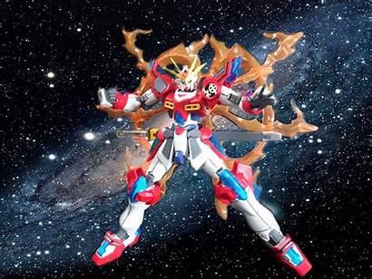 Gundam Burning Kamiki Cheese Awful Effects Elemental