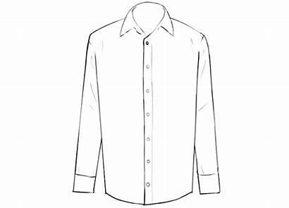 Shirt Coloring Coloringpagez