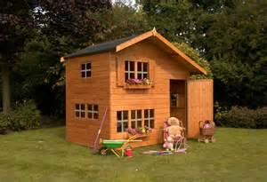 garden designs wooden playhouses