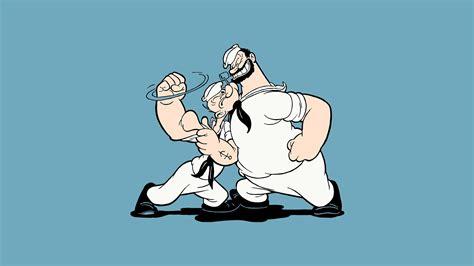 Popeye Sailor Man Cartoon