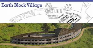 Compressed Earth Block Village One Community Open Source