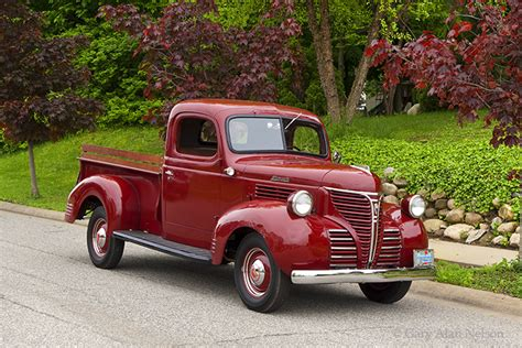 1941 Plymouth Pickup : : Gary Alan Nelson Photography