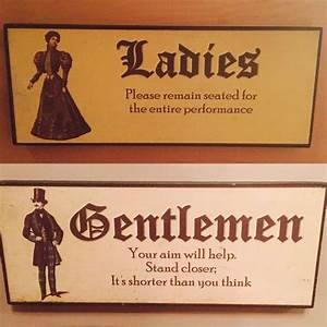 20 most creative bathroom sign designs for Funny bathroom songs