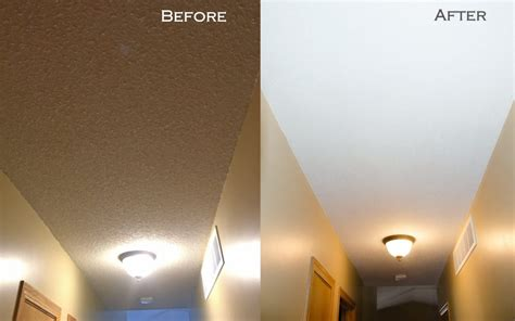 Scraping Popcorn Ceilings While by 100 Scraping Your Own Popcorn Ceilings How To
