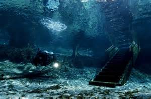 Ginnie Springs Florida Cave Diving