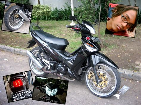 Modif Supra 125 by Supra X 125 Modifikasi Road Race Thecitycyclist