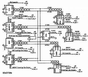 1993 Dodge Dakota Cooling System Diagram