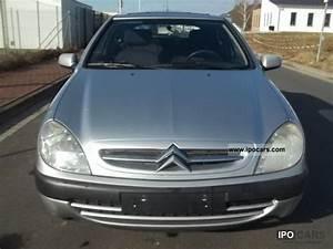 2001 Citroen Xsara Coupe 2 0 Hdi Chrono
