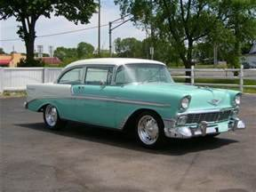 56 Chevy Bel Air For Sale Autos Post