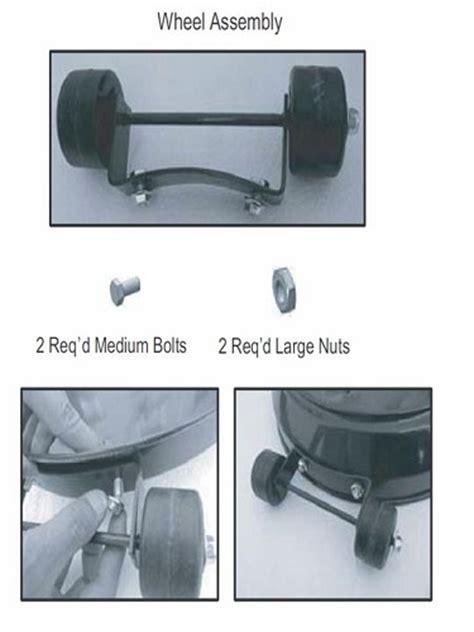 Az Patio Heaters Manual by Hiland Heater Wheel Assembly Patio Heater