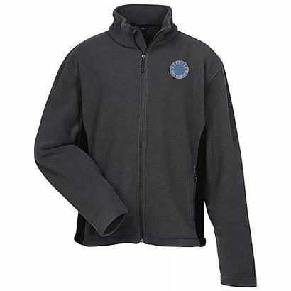 Jacket Fleece Crossland Colorblock Hr Colourblock 4imprint