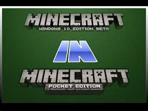 minecraft pe  windows  gui crack downloadreview